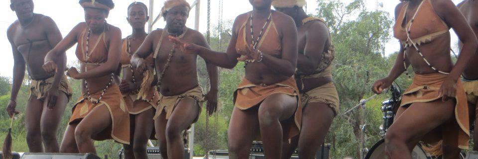 ZIMBABWE CELEBRATES CULTURE WEEK